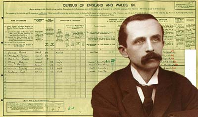 J.M.Barrie Census